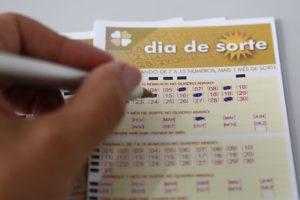 Dia da Sorte: Uma aposta ganha R$ 420 mil