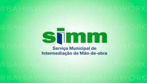 Salvador: SIMM e SIMM Mulher têm hoje 79 vagas de emprego
