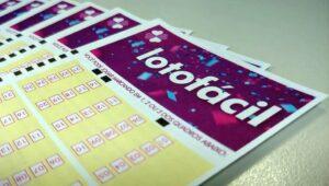 Lotofácil: Duas apostas ganham R$ 689 mil cada uma