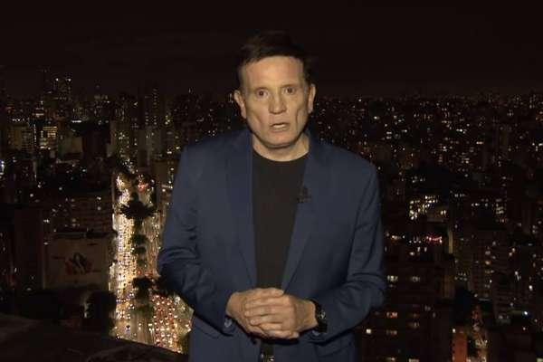 Roberto Cabrini volta à TV