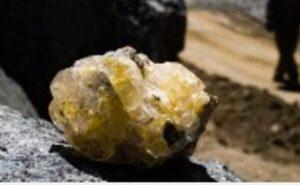 Brasil retoma produção de urânio na Bahia